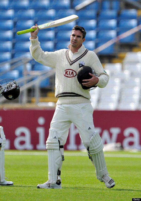 Kevin Pietersen Hits Unbeaten Century On Surrey Return