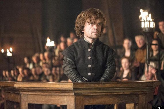 'Game Of Thrones' Writer Reveals Tyrion Trial For King's Murder Proves Lannisters Have Replaced Starks...