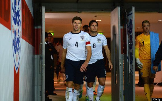 England World Cup Squad: Frank Lampard And Jack Wilshere