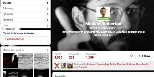 Michael Abberton's Anti-Ukip Tweet Earned Him A Police Visit, Even Though Cops Admit 'It's Not