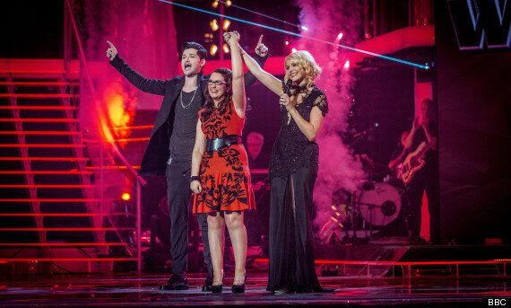 'The Voice' Winner Andrea Begley 'Not Surprised' At Will.i.am's