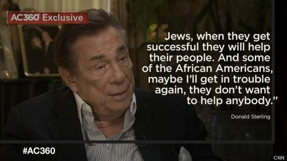 Donald Sterling, LA Clippers Owner, In Tirade Against Magic Johnson African-Americans