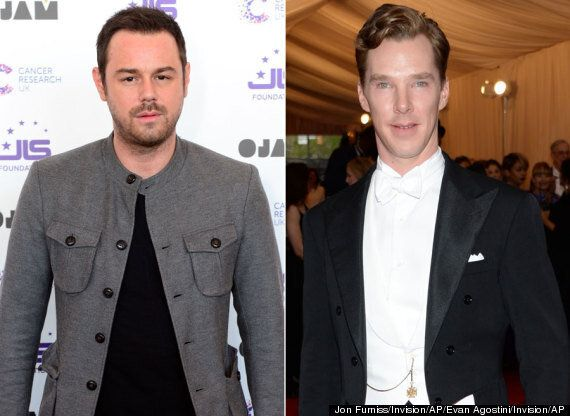 Is Danny Dyer The Next Benedict Cumberbatch? Actor Says He 'Has The Talent To Play
