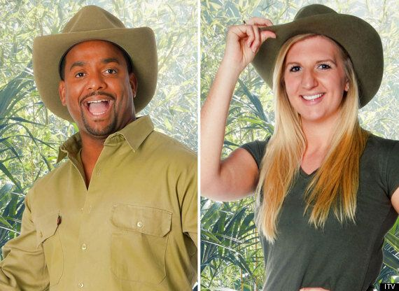 'I'm A Celebrity': Alfonso Ribeiro And Rebecca Adlington Voted Out Of The Jungle In Double