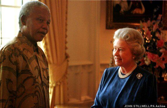 Nelson Mandela's Death: The Queen And British Leaders Pay