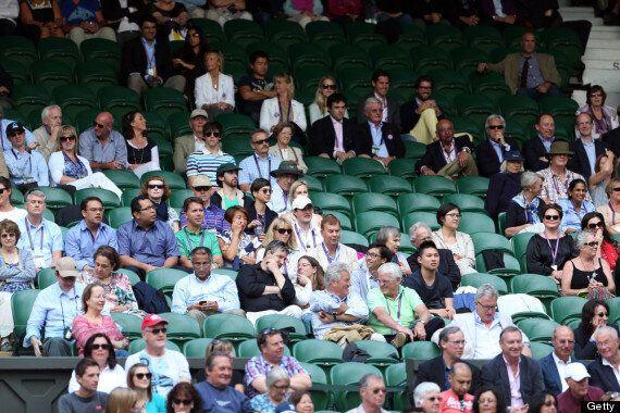 Wimbledon Row Over