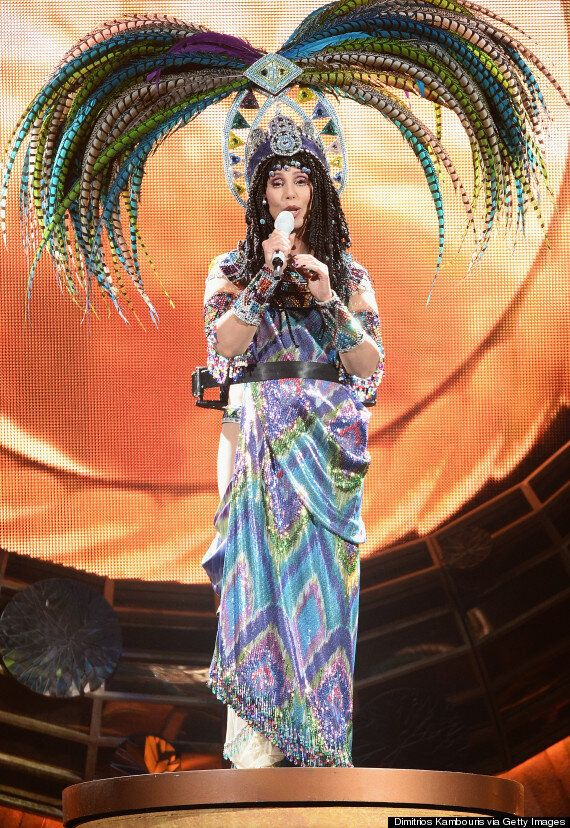 Cher Advises Eurovision 2014 Winner Conchita Wurst: 'You Deserve A Lovelier Name And