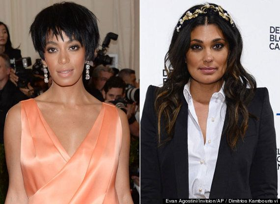 Solange Knowles 'Attacks' Jay Z: Singer 'Yelled At Designer Rachel Roy' Moments Before The Elevator