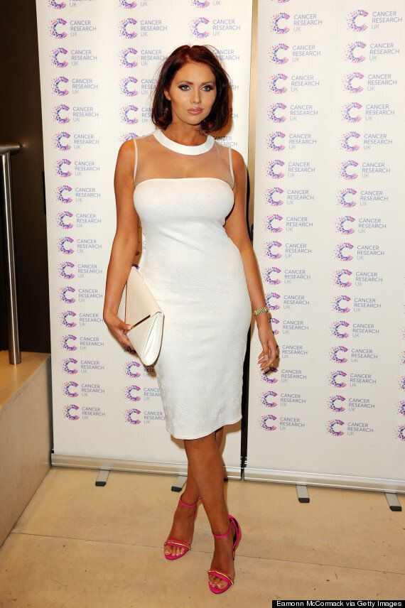 Former 'TOWIE' Star Amy Childs Admits Plastic Surgery Regrets, Says She Wants Boob Implants