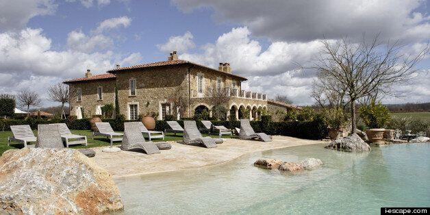 Borgo Santo Pietro, Tuscany, Italy