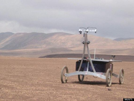 Mars Mission Dry Run In Atacama Desert, Chile, To Test Out Powerful New