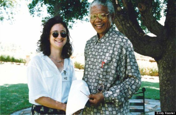 Nelson Mandela - Our Global