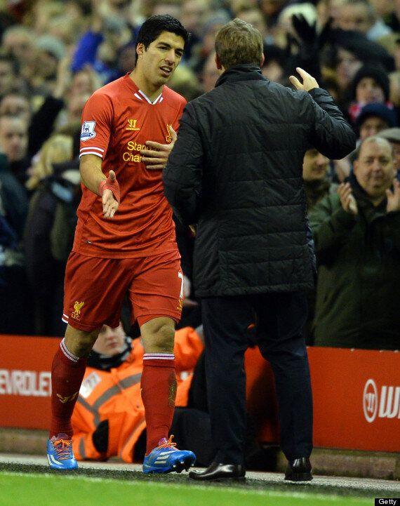 Luis Suárez Will Not Leave Liverpool In The Summer, Claims Brendan Rodgers
