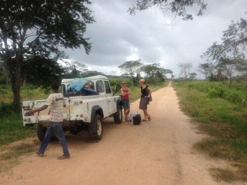 Mozambique: Back in the Air and Back on the