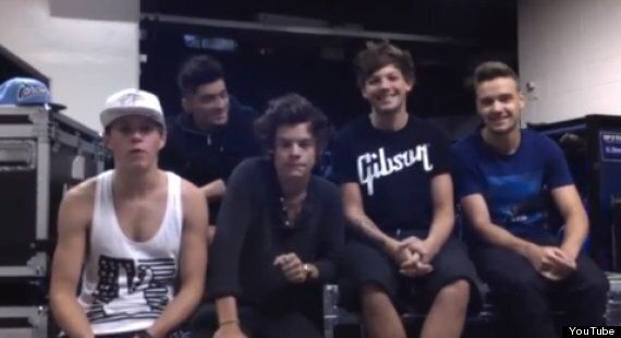 One Direction 'Best Song Ever': Group 'Buzzing' As They Announce New Single With Video