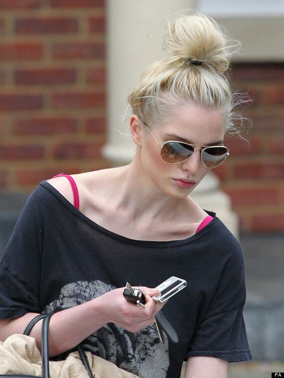 Helen Flanagan's Fear Over Stolen Phone Containing Sexy Pictures And