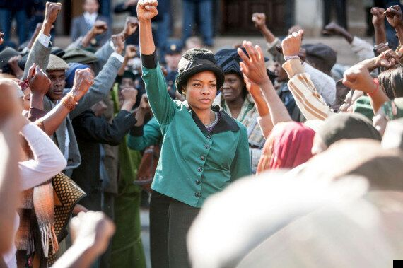 Naomie Harris Reveals Rage On Set Of Nelson Mandela Film: 'There Were Moments When It Was Too