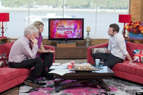 Dermot O'Leary To Guest Present 'This Morning', Reuniting Him With Holly