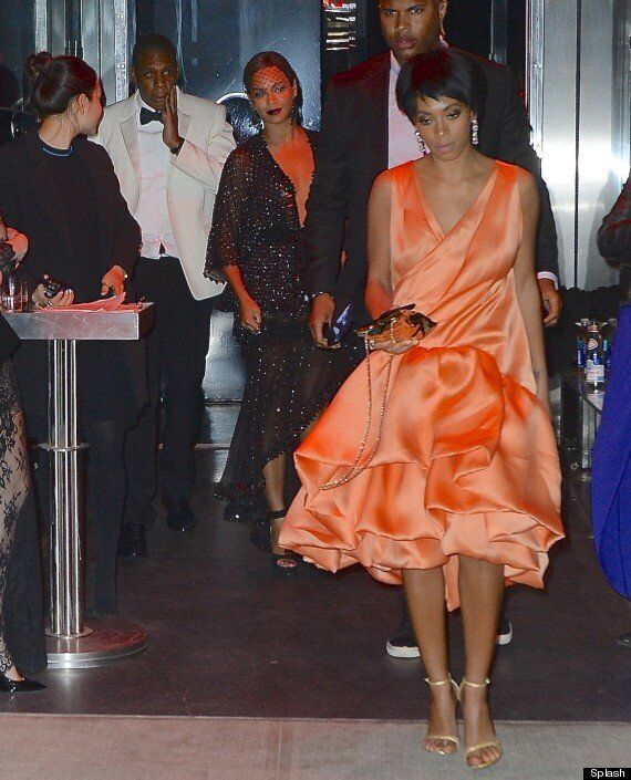 Did Beyoncé's Sister Solange Reportedly Attack Jay Z Because Of Rihanna Party