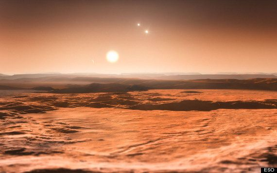 Gliese 667c: Three 'Potentially Habitable' Planets Found Around Nearby