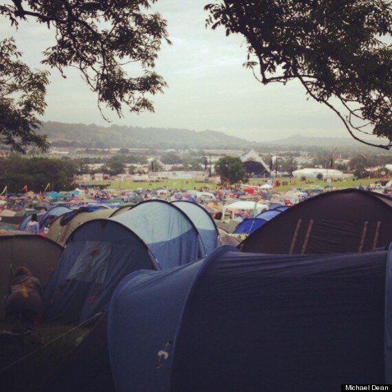 Glastonbury Festival 2013 Opens Its Gates To 135,000 Ticket Holders