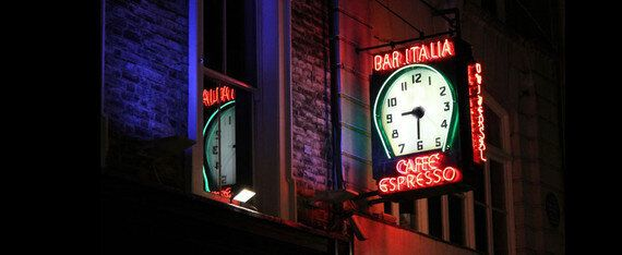 The Soul of Soho: Bar Italia Turns