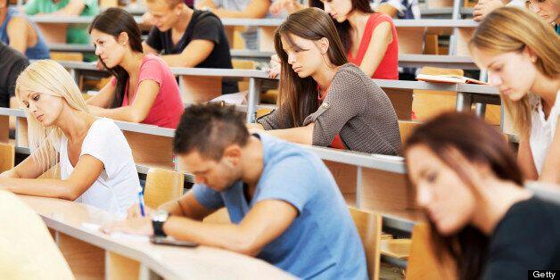 Universities face a turbulent