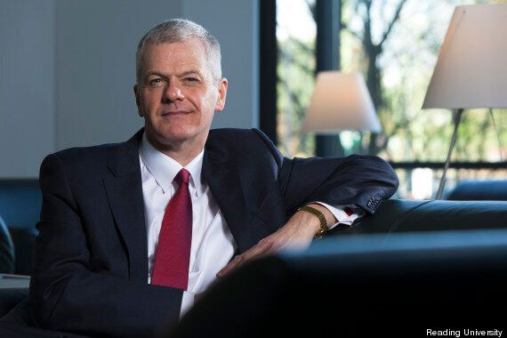 Reading University's Sir David Bell Says Universities Face Turbulent Future But Students Could