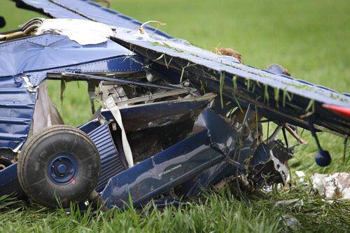 Ukip Leader Nigel Farage's Plane Crash Pilot Found