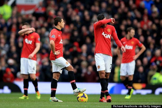 Manchester United 0-1 Newcastle United: David Moyes Suffers Fifth Premier League Loss