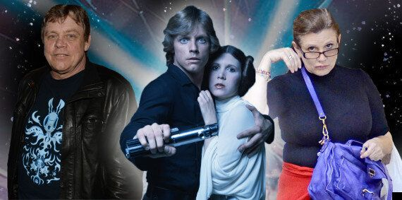 'Star Wars' Veterans Mark Hamill And Carrie Fisher Reportedly Told To Diet For 'Star Wars Episode