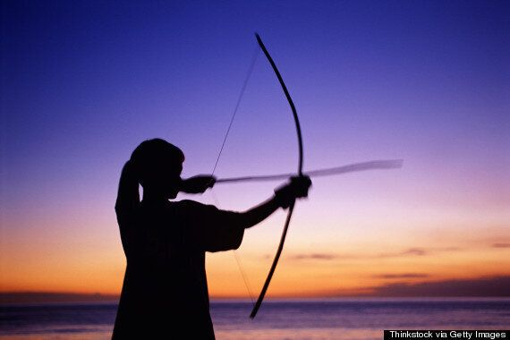 Boy Suspended From School For Firing Imaginary Bow And Arrow In