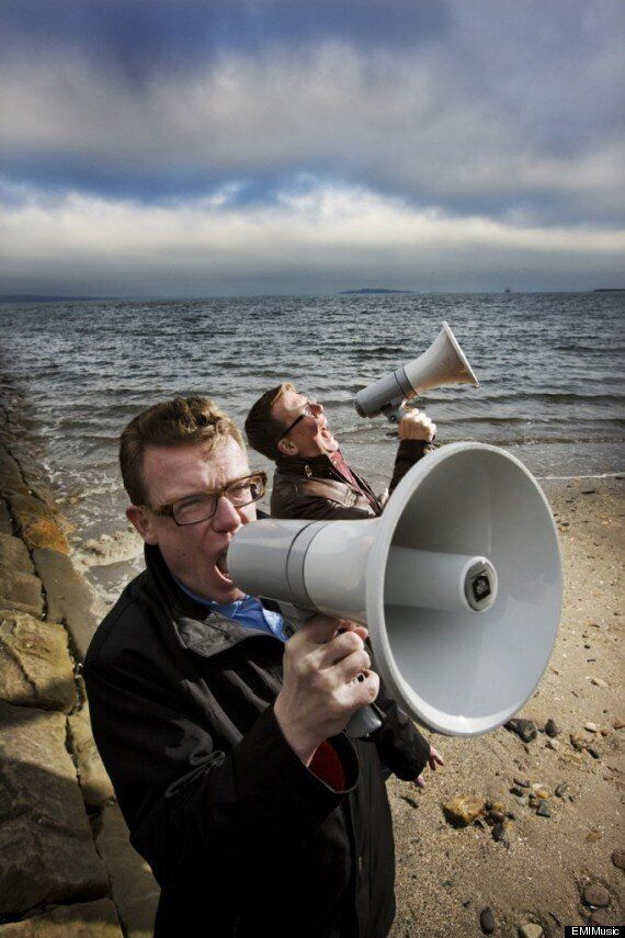 GLASTONBURY: The Proclaimers Debut New Single 'Not Cynical' Ahead Of Festival