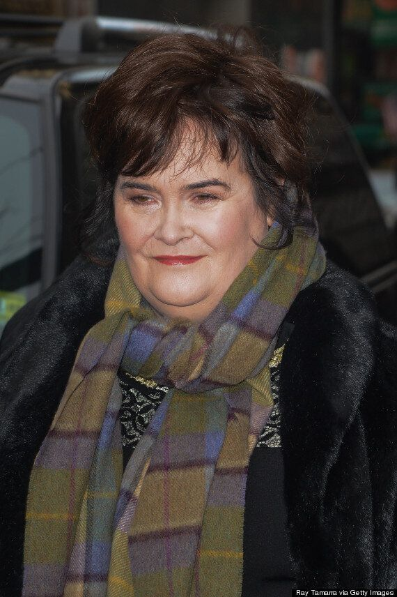 Susan Boyle Says She Was 'Relieved' To Have Asperger Syndrome After Being Wrongly Diagnosed With Brain