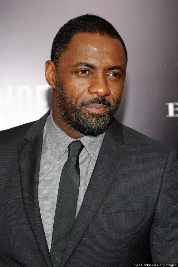 Idris Elba 'Too Emotional' To Attend 'Mandela' Film Screening, Naomie Harris And Justin Chadwick 'Offered...