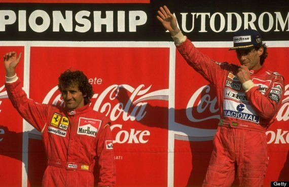 Romain Grosjean On Kimi Raikkonen And Prost/Senna's