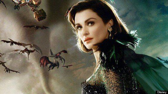 EXCLUSIVE: Rachel Weisz Talks To HuffPostUK About Playing Bad For 'Oz The Great And Powerful'