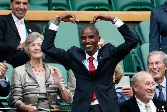 Mo Farah Probed Over Wimbledon