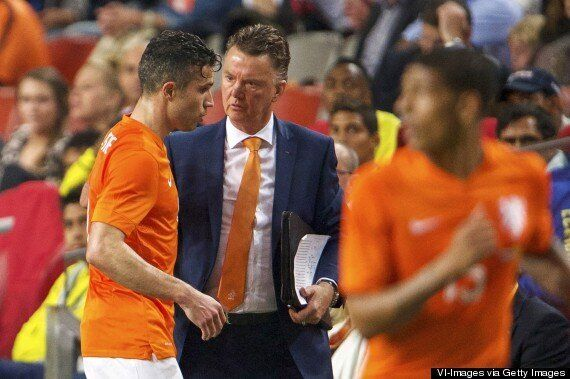 Louis Van Gaal: Arrogant, Offensive And Just What Manchester United