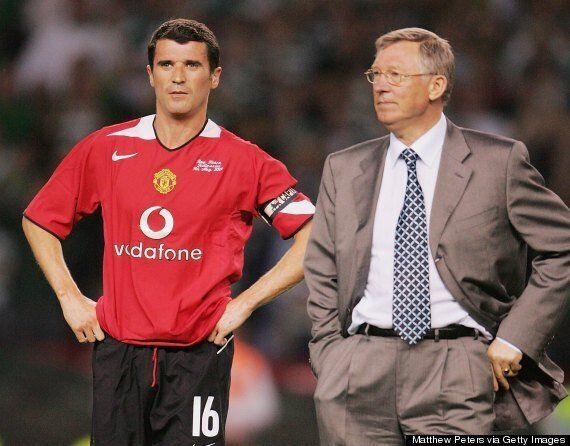Roy Keane Cried After Sir Alex Ferguson Sacked Him At Manchester