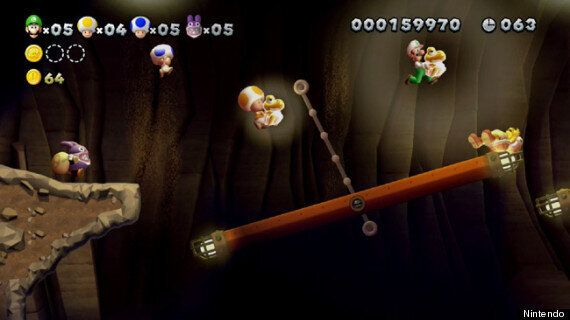 New Super Luigi U Review: It's Really, Really Difficult Being