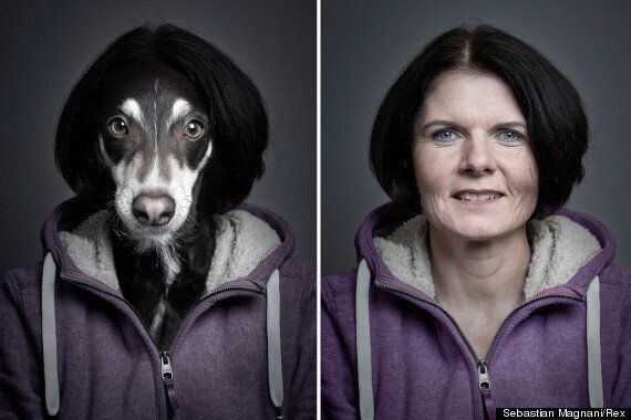 Dogs Who Look Like Their Owners...With A Little Help From Sebastian Magnani