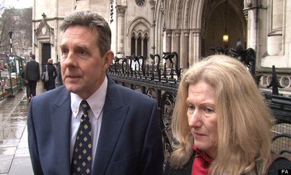 Grandparents Paul and Sandra Dunham, Due For US Extradition, Rushed To