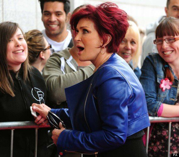 'X Factor': Sharon Osbourne Loses It With OAP 'X Factor' Wannabe Over Ozzy Osbourne