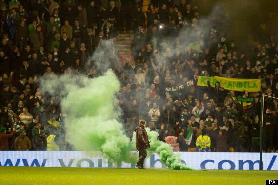 Celtic Ban 128 Fans And Close Green Brigade Section After Motherwell Incidents