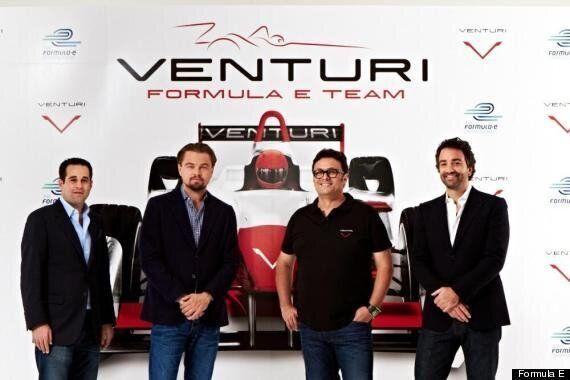 Leonardo DiCaprio Enters Formula E