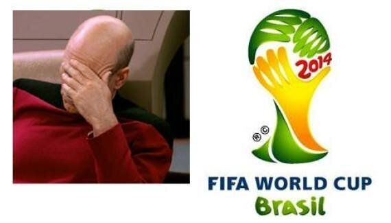 We KNEW The World Cup Logo Reminded Us Of