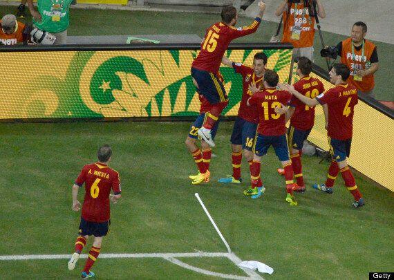 Spain Win Penalty Shootout Vs Italy 7-6