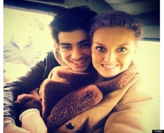 Zayn Malik Tattoo: One Direction Star Has Inking Of Little Mix Girlfriend Perrie Edwards Etched Onto...