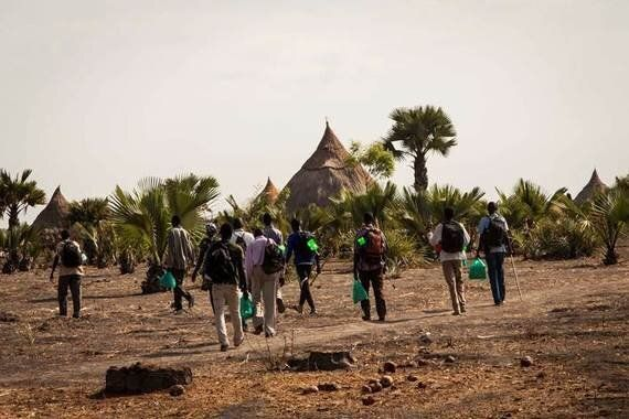 'We Are All Displaced Now' - South Sudanese Health Workers Tell of Treating Patients in the